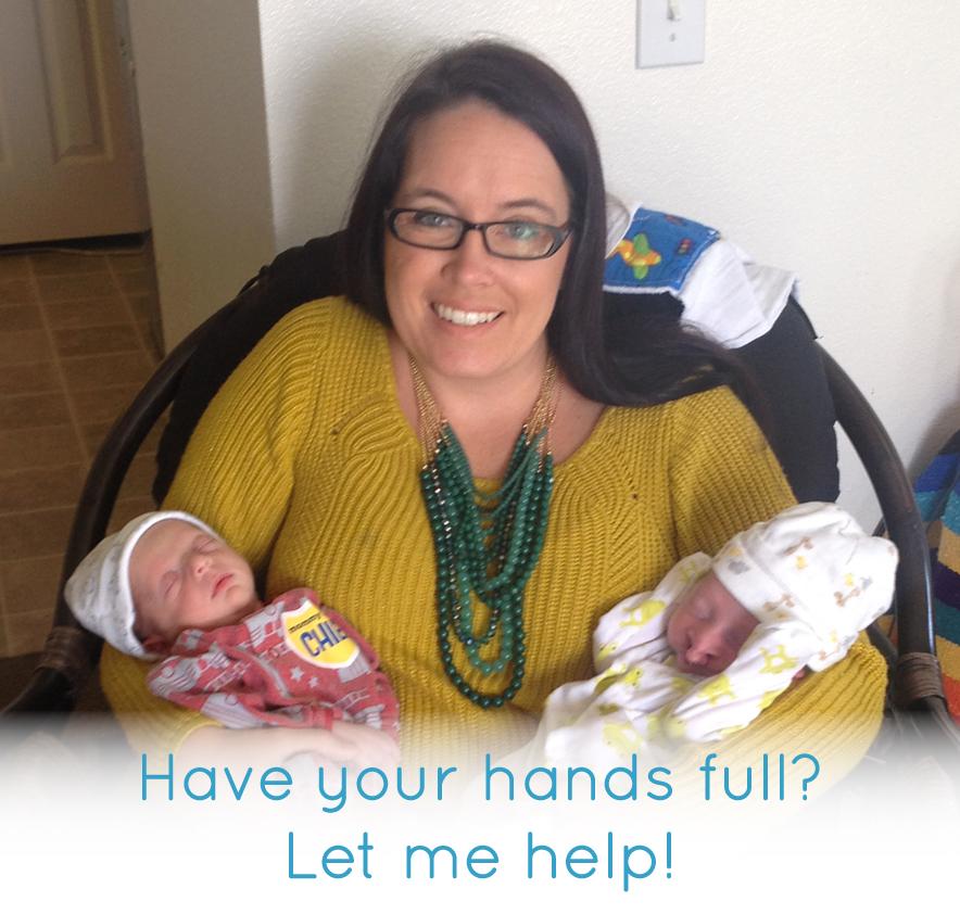 san diego postpartum doula twins